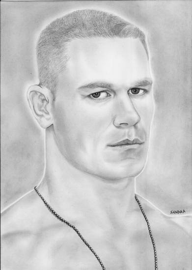 John Cena by cell40
